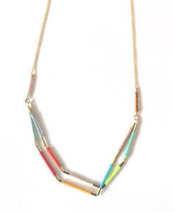 Rainbow Necklace | Gather NC
