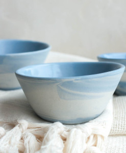 Cloudwear Bowls from Gather, in Cary NC
